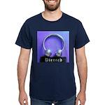 Pierced OiSKINBLU Blue T-Shirt