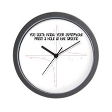 You don't know this Wall Clock