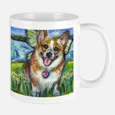 Welsh Corgi Fairy dog Mug