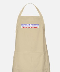 Bring back The Draft BBQ Apron