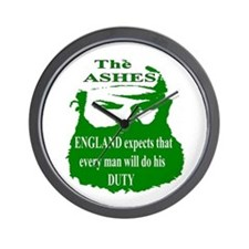The ASHES Wall Clock
