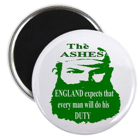 The ASHES Magnet