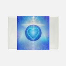 Goddess Christian Rectangle Magnet