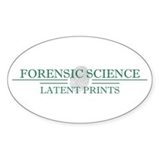 Latent Prints Decal