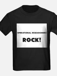 Operational Researchers ROCK T