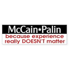 MP Experience Bumper Bumper Sticker