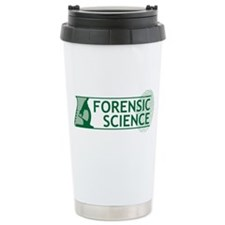 Forensic Science Travel Coffee Mug