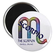 Scorpio Magnet
