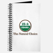 Obama, The Natural Choice Journal