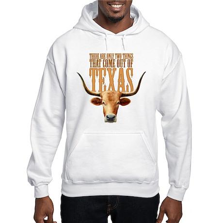 Texas Steers Hooded Sweatshirt