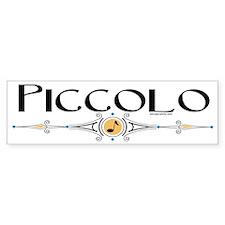 Piccolo Bumper Bumper Sticker
