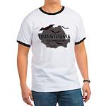 Transylvania It's Fangtastic Ringer T