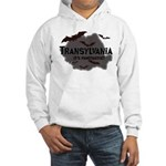 Transylvania It's Fangtastic Hooded Sweatshirt