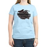 Transylvania It's Fangtastic Women's Light T-Shirt
