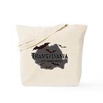 Transylvania It's Fangtastic Tote Bag