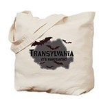 Transylvania It's Fangtastic Tote Bag