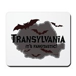 Transylvania It's Fangtastic Mousepad