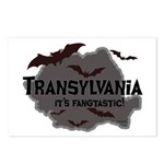 Transylvania It's Fangtastic Postcards (Package of
