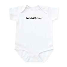 Battlefield Artisan Infant Bodysuit