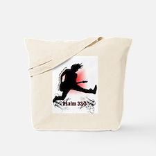 Psalm 33:3 Tote Bag