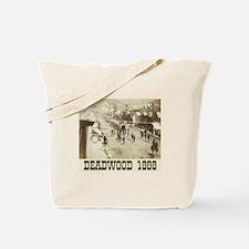 Deadwood Celebration Tote Bag