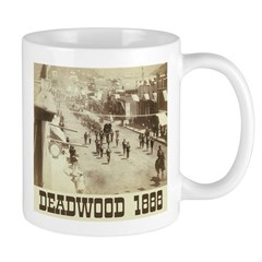 Deadwood Celebration Mug