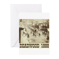 Deadwood Celebration Greeting Cards (Pk of 20)