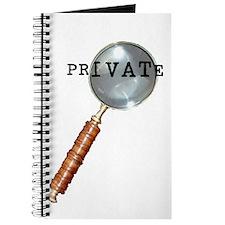 Private Spy Journal