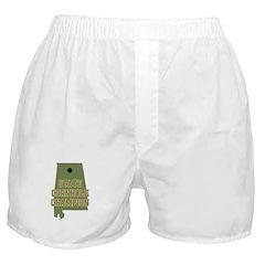 Alabama State Cornhole Champi Boxer Shorts