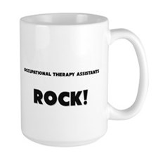 Occupational Therapy Assistants ROCK Mug