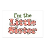 I'm the Little Sister Postcards (Package of 8)