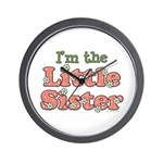 I'm the Little Sister Wall Clock