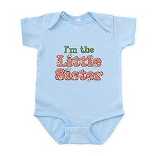 I'm the Little Sister Onesie