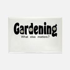 Gardener Rectangle Magnet (10 pack)