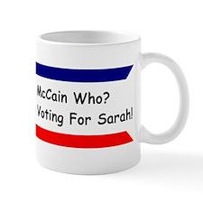 McCain Who? Mug