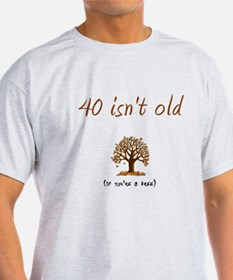 40 isn't old T-Shirt