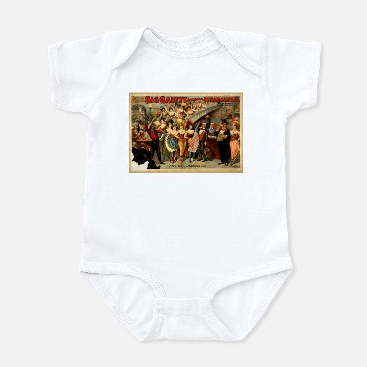 Hotel Jolly Infant Bodysuit