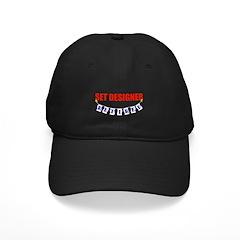 Retired Set Designer Baseball Hat