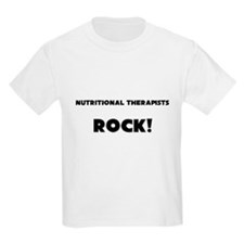 Nutritional Therapists ROCK T-Shirt