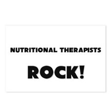 Nutritional Therapists ROCK Postcards (Package of