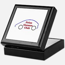 Prius Club Keepsake Box
