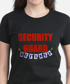 Retired Security Guard Tee