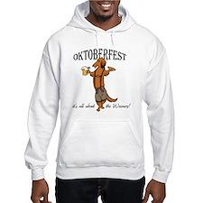 LH Oktoberfest Dachshund Hoodie
