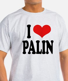 I Love Palin T-Shirt