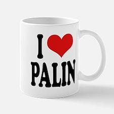 I Love Palin Mug
