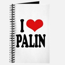 I Love Palin Journal
