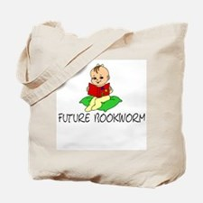 Future Bookworm Tote Bag