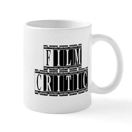 Film Critic Mug