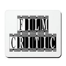 Film Critic Mousepad