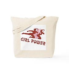 Girls Rule! Girl power t-shir Tote Bag
